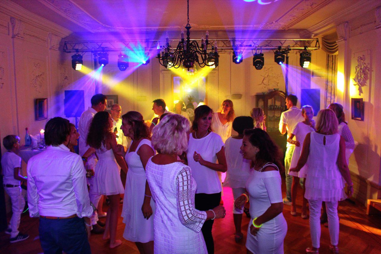 White Sensation 20, Kasteel Hoekelum